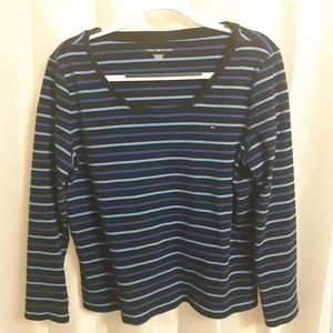 Tommy Hilfiger Long Sleeve Womans Top